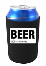 Coolie Junction Beer, You Like This Funny Can Coolie, Neoprene