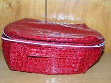 Avon Makeup Bag Cosmetic or Train Case Choose One