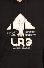 NEW LRG L-R-G LIFTED RESEARCH GROUP HOODIE DEEPER ROOTS STRONGER BRANCHES