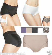 Ex M&S Control Knickers NO VPL Light Control High Rise 6 COLOURS Shapewear Size