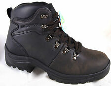 OZARK TRAIL  Bandy Leather Waterproof Leather Hiking Boots