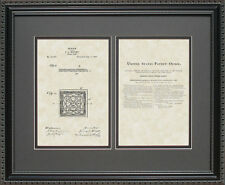 Patent Art - Prism Light - Frank lloyd Wright Wall Hanging Print Gift W7977