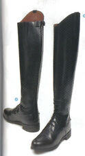 English tall riding boots field, dress, zip back, leather ladies6.5,7.5,9.5,118s
