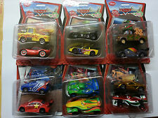 Disney Cars 2 Die Cast 2 pk from Disney Store U.K 1.43 Scale inc Funny Car Mater
