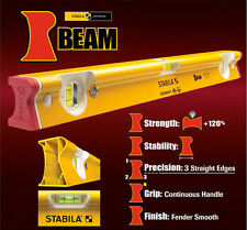 """NEW!! Stabila R Beam Levels ALL Lengths 24"""", 48"""", 72"""" & 96"""" Hot Pricing!!"""
