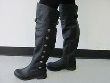MEN'S PIRATE RENAISSANCE MEDIEVAL THIGH BOOTS COSTUME STEAMPUNK