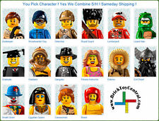 LEGO® 8805 Minifigure Series 5 YOU PICK character SAME DAY ship