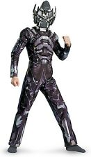 Ironhide Transformers Movie Muscle Dress Up Halloween Deluxe Child Costume