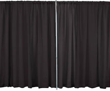 6 FOOT HIGH x 5 FOOT WIDE PREMIUM PIPE AND DRAPE PANEL - 9 COLORS AVAILABLE!