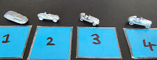 Spare Monopoly Playing CAR TOKEN/Piece various styles vintage & modern