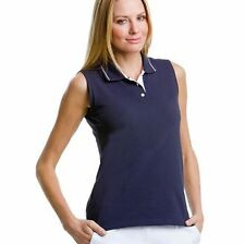 GameGear Gamegear® proactive sleeveless polo women's