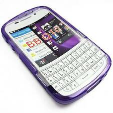 Hot S Line Wave Soft Rubber Tpu Gel Cover Skin Case for Blackberry BB Q10 10