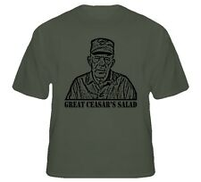 Colonel Potter Great Ceasar's Salad funny Mash tv fan t shirt