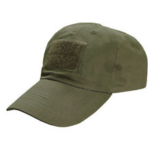 Tactical Operator Shooters Cap Baseball Hat w/ Velcro panel for Patch Condor TC