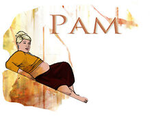 Pam From the Tv Show Archer