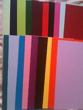 20 A6 CARD BLANKS AND ENVELOPES OVER 20 COLOURS (YOU CHOOSE COLOUR)