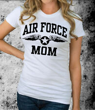 AIR FORCE MOM T-SHIRT TSHIRT MOTHERS DAY HERO AIRFORCE T SHIRT FTD & NONFTD