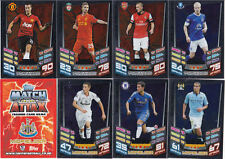 MATCH ATTAX ATTACKS 12 13 STAR SIGNINGS CARDS 2012 2013 FREE POST FAST DISPATCH