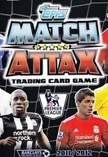 MATCH ATTAX 11 12 MAN OF THE MATCH CARDS & GOLDEN MOMENTS 2011 2012 NEW & OTHERS