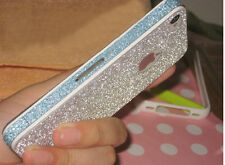 Latest Diamond Bling Full Body Cover Wrap Skin Film Protect Sticker iPhone 4 4S