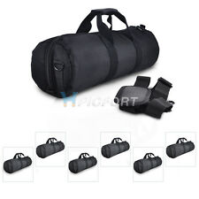 Padded Camera Tripod Carrying Bag Travel 50cm 65cm 70cm 80cm 90cm 100cm