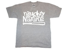 Naughty By Nature T shirt OPP Wu Tang Hip Hop Crewneck Hoodie Tank  Jumper Gry 2