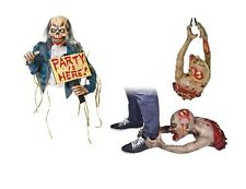 HALLOWEEN PARTY #SCARY PROP'S FANCY DRESS HOUSE DECORATION