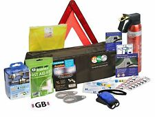 NEW EURO EUROPEAN TRAVEL KIT FOR DRIVING IN FRANCE WITH FRENCH BREATHALYSERS