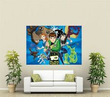 Ben 10 Giant XL Section Wall Art Poster KR124