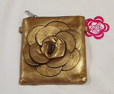 Rose Petal Cross-Body Purse Bag Clutch Handbag NWT Great Colors
