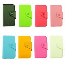 cute Fancy PU Leather Wallet Magnetic Flip Case Cover For HUAWEI MOBILE PHONES