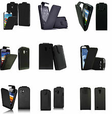 STYLISH FLIP LEATHER CASE COVER WELL DESIGNED FOR SAMSUNG ALL GALAXY MODEL PHONE