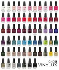 CND Vinylux Weekly Polish - 0.5oz / 15ml (Colors O-Z)