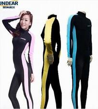 Scuba Snorkeling Lycra Skin diving Suit Full Bodysuit 50+ UV Protection Swimsuit
