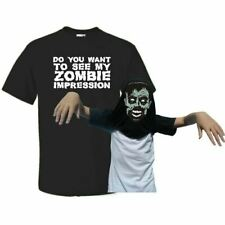 Childrens Do You Want To See My Zombie Flip T-Shirt - Kids  Monster Gift T Shirt