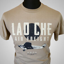 LAO CHE AIR FREIGHT T SHIRT INDIANA JONES AND THE TEMPLE OF DOOM RAIDERS BLU DVD