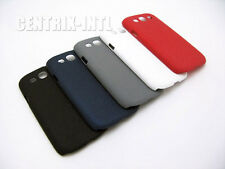 Polycarbonate Plastic Hard Case Cover Skin for All Samsung Galaxy S3 5 Colors