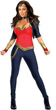 Women's Wonder Woman Deluxe Adult Costume -Large;Medium;Small;X-Small