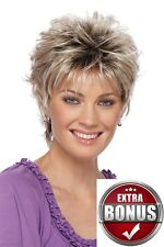 Christa Wig by Estetica Designs Classique Short Layered Cut Free Hair Care Kit
