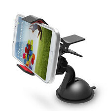 Multi-Purpose Car Clip Holder Mount Stand For Samsung Galaxy Note 2 N7000 N710