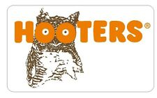 Hooters Vinyl Decal Sticker MADE IN THE USA Collectible R227