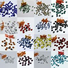 1440pcs DMC Iron On Hot fix Crystal Rhinestones  Diamond Gems wholesale
