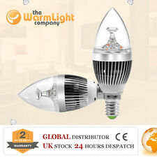 Dimmable E14 SES Small Edison Screw 3W 6W 8W 9W LED Spotlight/Candlelight Lamp