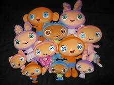 WAYBULOO YOJOJO, LAU LAU, NOK TOK, DE LI, INC LARGE TALKING /  MUSICAL TOYS!