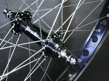 """26"""" Onza Reg/Ronnie Trials Wheels.Drilled Sealed Disc / Non-Disc 8 combinations"""
