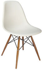 NEW CHARLES EAMES INSPIRED RETRO LOUNGE ARMLESS EIFFEL CHAIR ABS PLASTIC DSW