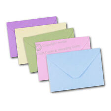 C6/A6 100gsm Premium Quality Envelopes, All Colours, Weddings, Crafts, Christmas