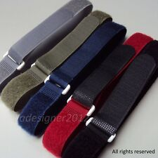 50/70/95 cm Sew on velcro-like Hook and Loop 5 color options Fastener Strap