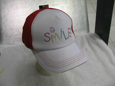HATS ASSORTED COLORS AND DESIGNS FOR LADIES-CAP-COTTON-ADJUSTABLE