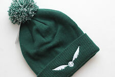 Hogwarts Quidditch Hat Beanie Harry Potter Snitch Geek unisex one size H007